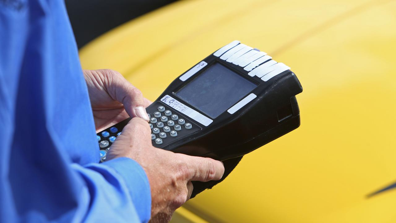 A Sunshine Coast Council parking officer was spat on last week.