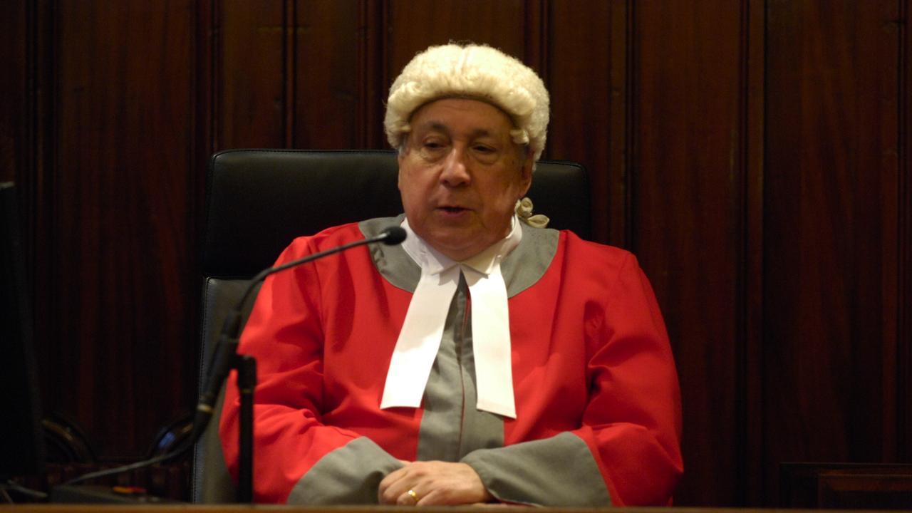Justice Paul Coghlan.