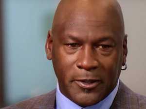 Michael Jordan's eyes can't be unseen