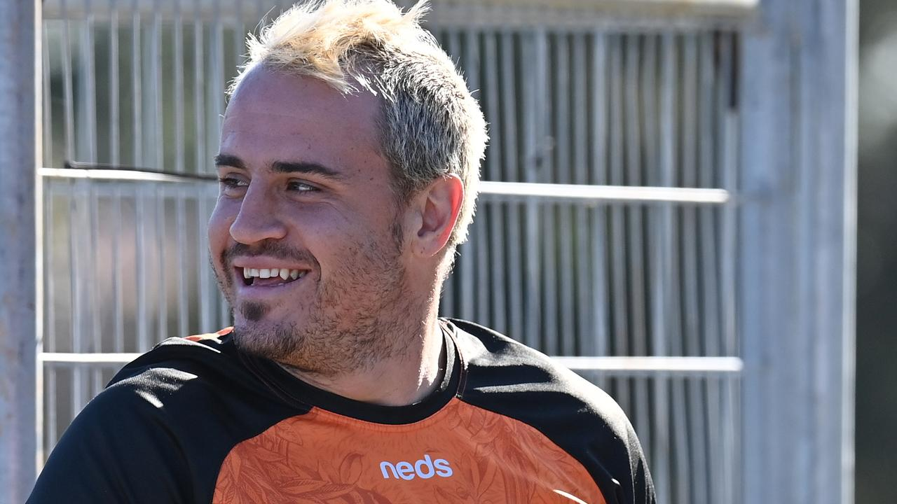 Josh Reynolds could be set for a return to Belmore for the return of the 2020 season. Picture: AAP.