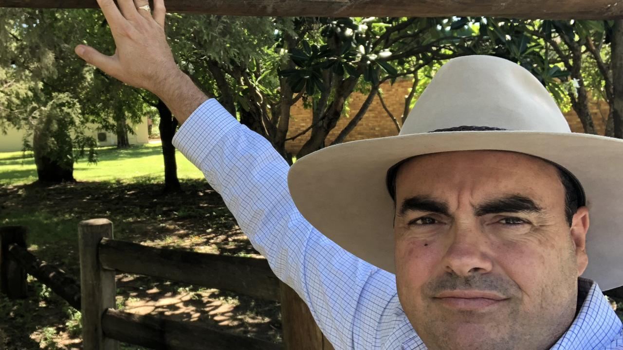 NQ First founder Jason Costigan has pledged to relocate Queensland's new mine safety and health regulator from Brisbane to Mackay if his party secures the balance of power at October's election.