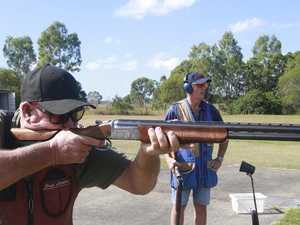 TARGET PRACTICE: Club opens for members to have a shoot