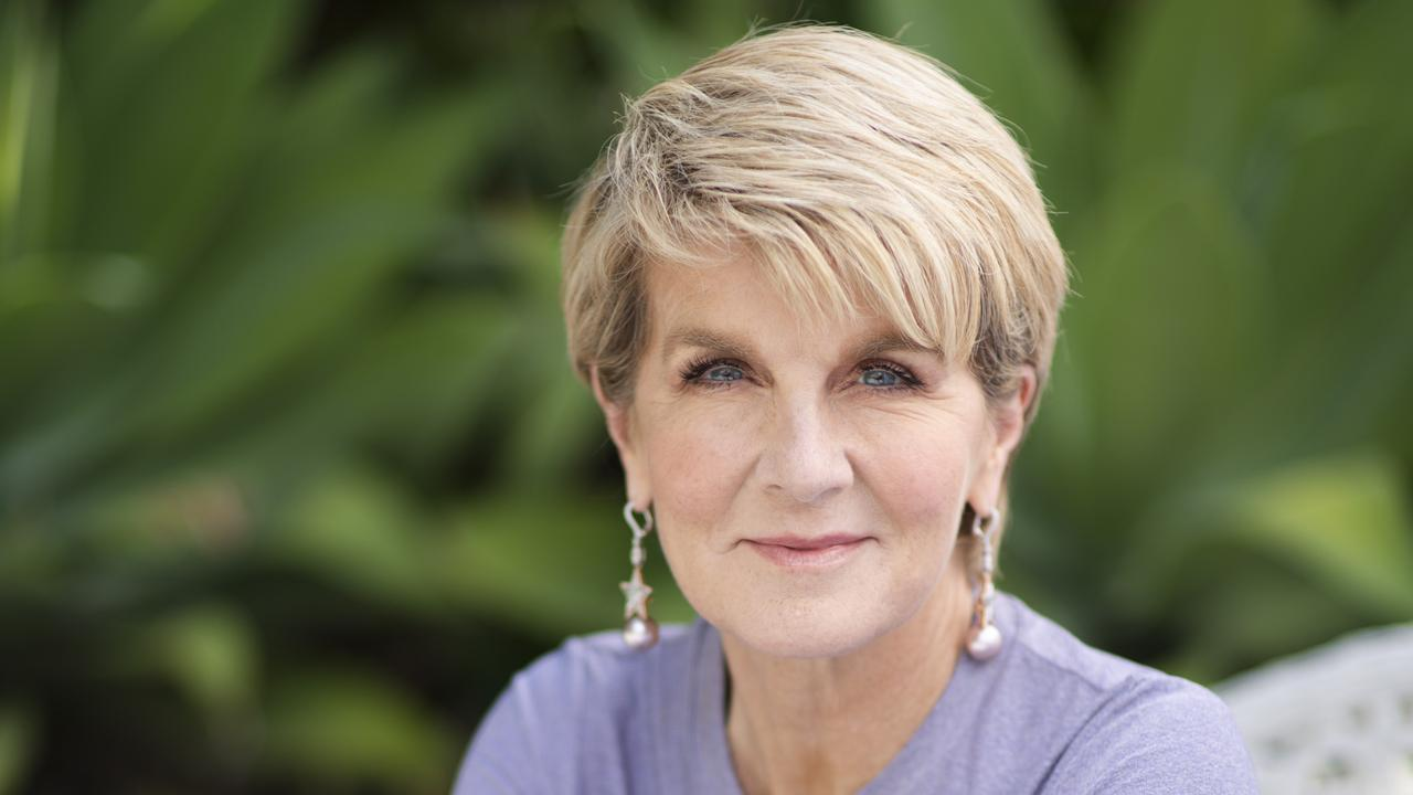 Former foreign minister Julie Bishop says an inquiry looking into China's response to COVID-19 isn't necessary. Picture: SBS Publicity