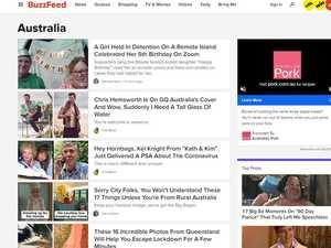 BuzzFeed Australia to close