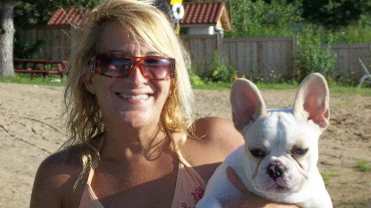 The woman was tragically mauled to death by one of her dogs. Picture: Facebook