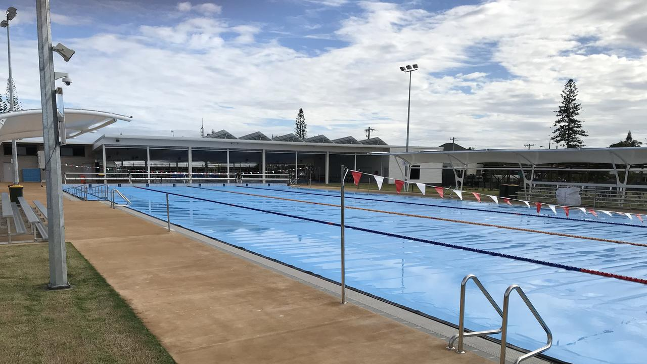 The upgraded Ballina pool will reopen next week