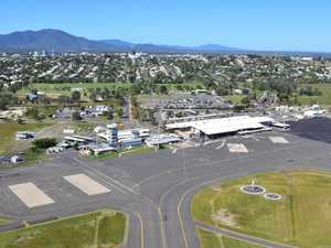 Airport upgrade features in RRC's $35m wishlist