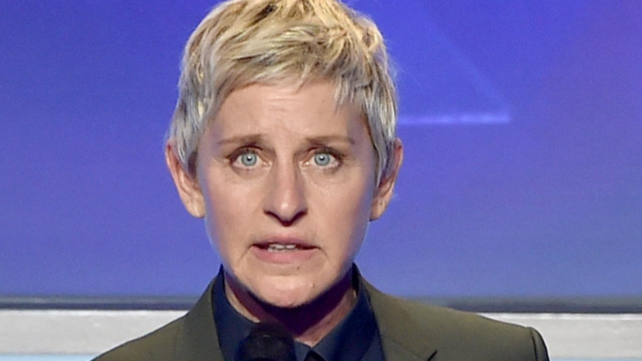 TV personality Ellen DeGeneres is facing a wave of allegations of 'mean behaviour'. Picture: Kevin Winter/Getty Images