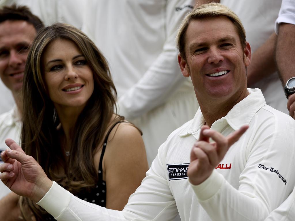 Shane and Liz