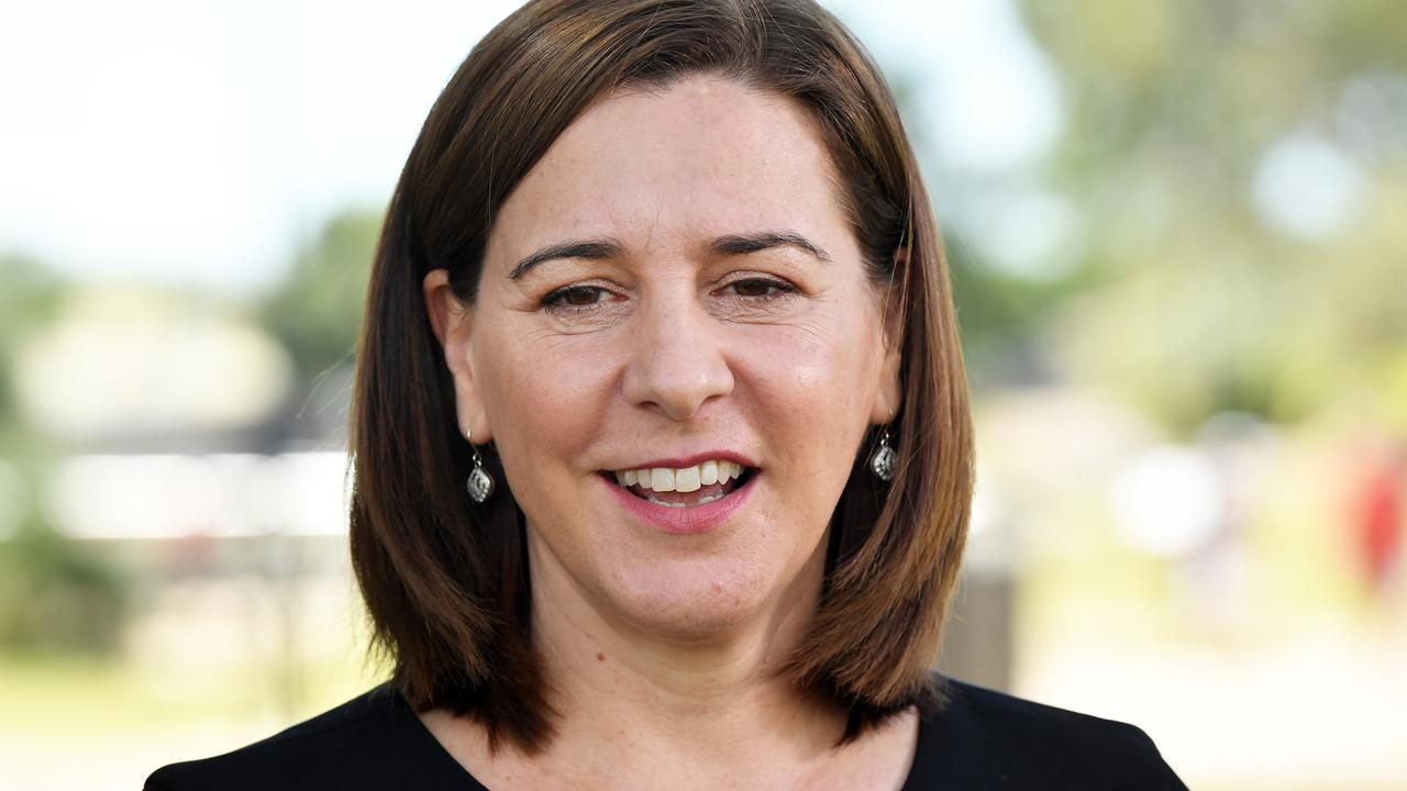 LNP Leader Deb Frecklington. Photo Patrick Woods / Sunshine Coast Daily.