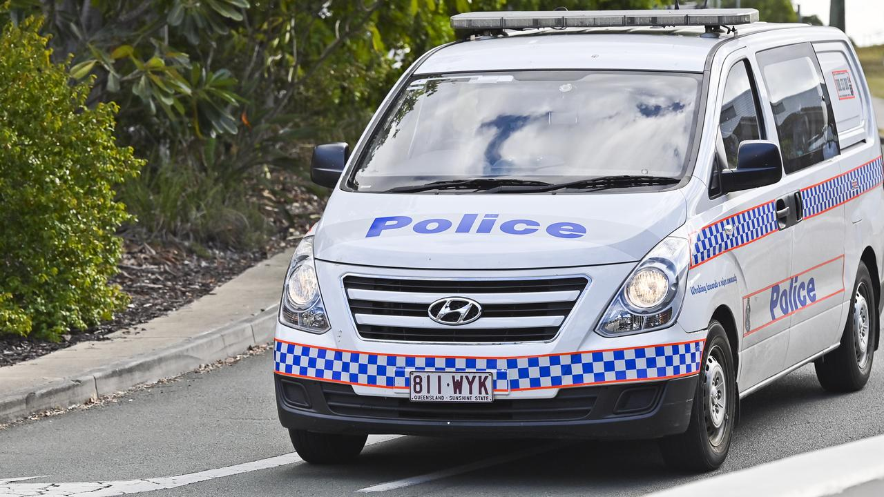 Police saturated a Townsville suburb yesterday as part of Operation Lockdown. Picture: Cordell Richardson