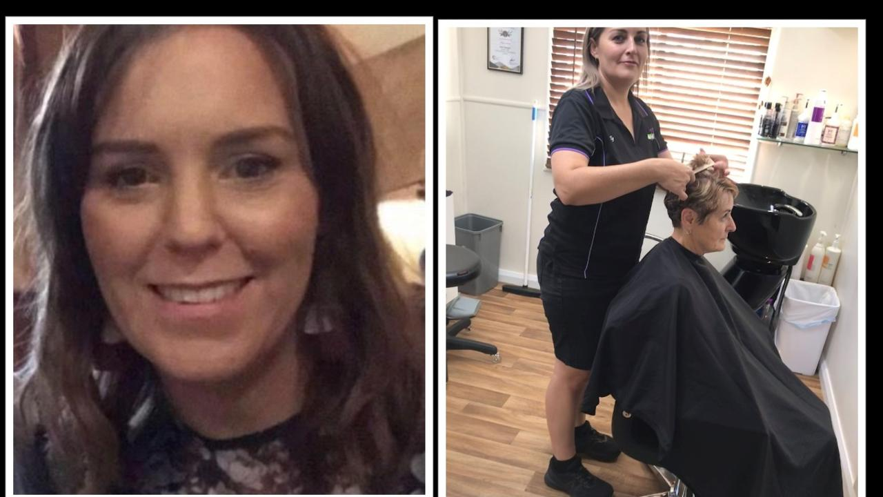 Toni Rodgers and Kelly Sutton have tied for Maranoa's best hairdresser.