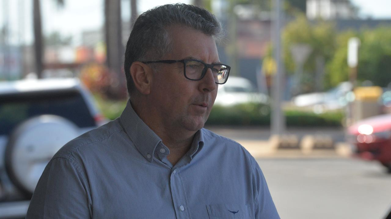 Hinkler MP Keith Pitt said the mine would generate 15 million tonnes of coal per annum.