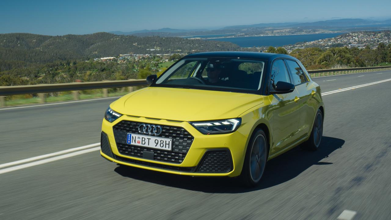 The second generation Audi A1 arrived this year.