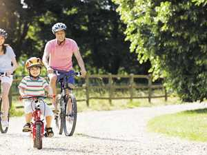 Bicycle riding better than  the gym: survey