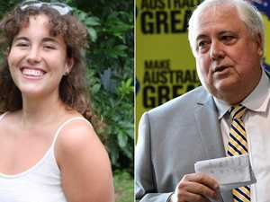 Young activists take on Clive Palmer in legal battle