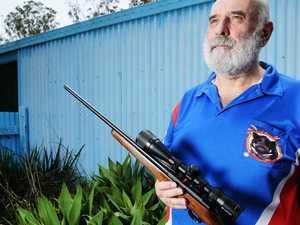 Gun shops stay in lockdown as rest prepare for easing