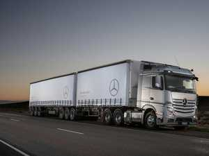 Drive now pay later offer for Mercedes-Benz trucks
