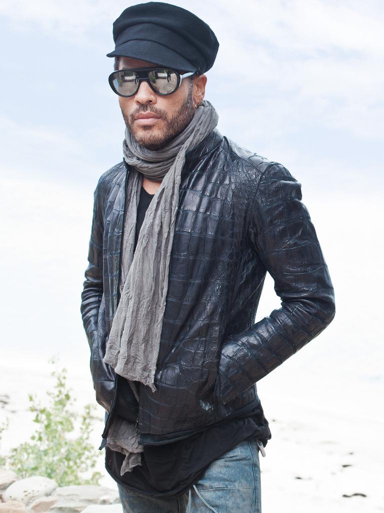 Musician Lenny Kravitz.