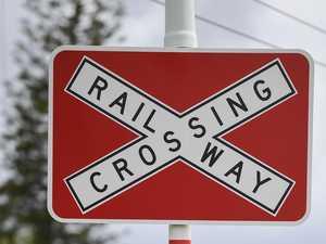 Vandals strike Prossie railway lines