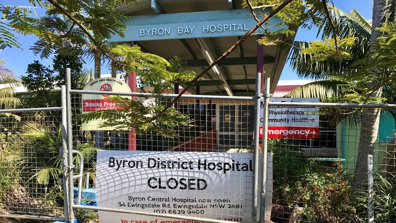 The old Byron Bay Hospital site. Photo: Christian Morrow