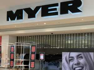 Myer set to reopen just 15 stores