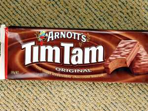 Arnott's transforms iconic Tim Tam biscuit