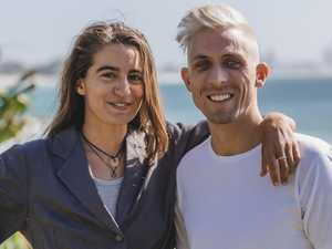 What drove Ipswich duo to join fight against shark culls