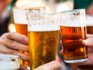 'Booked out': Mad rush for first beer