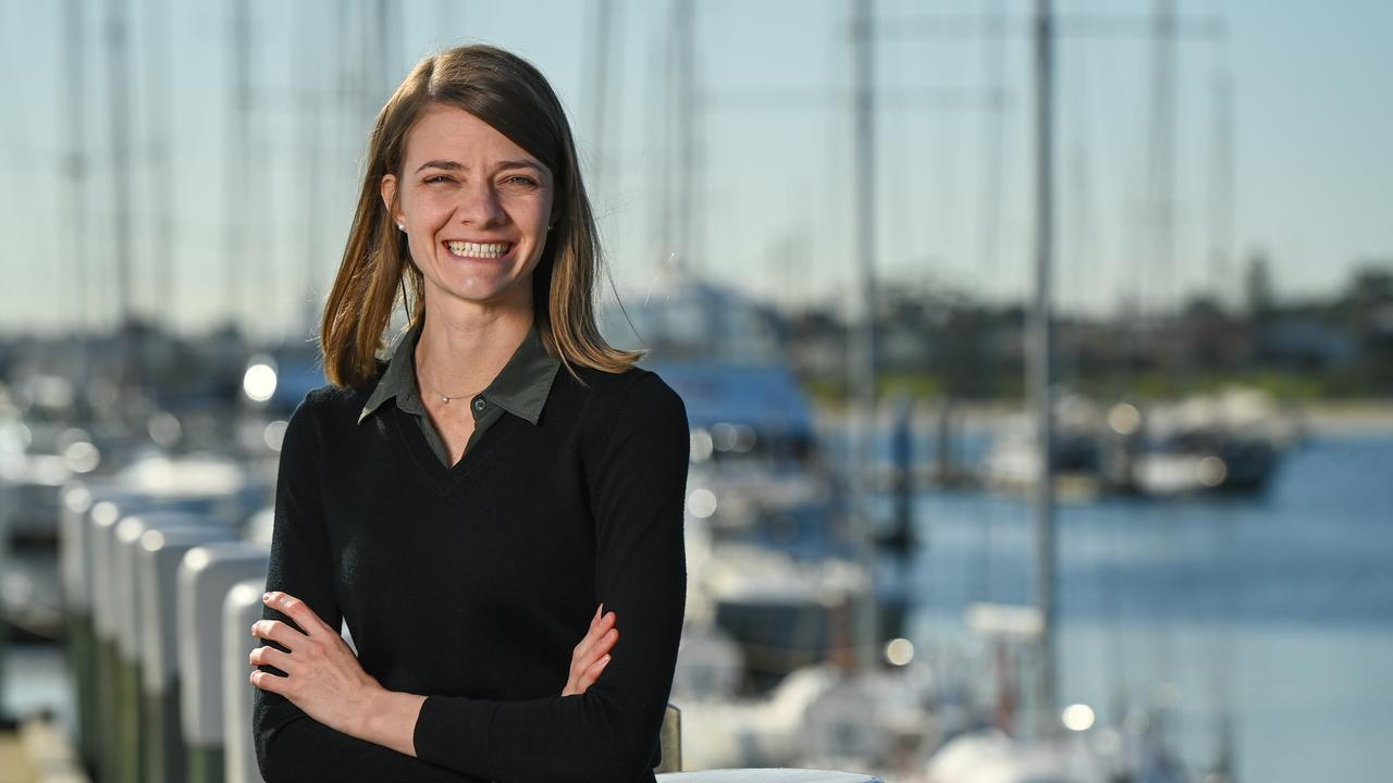 Ten years ago, Jessica Watson became the youngest person to sail around the world non-stop and unassisted. Now, her latest port-of-call may surprise people.