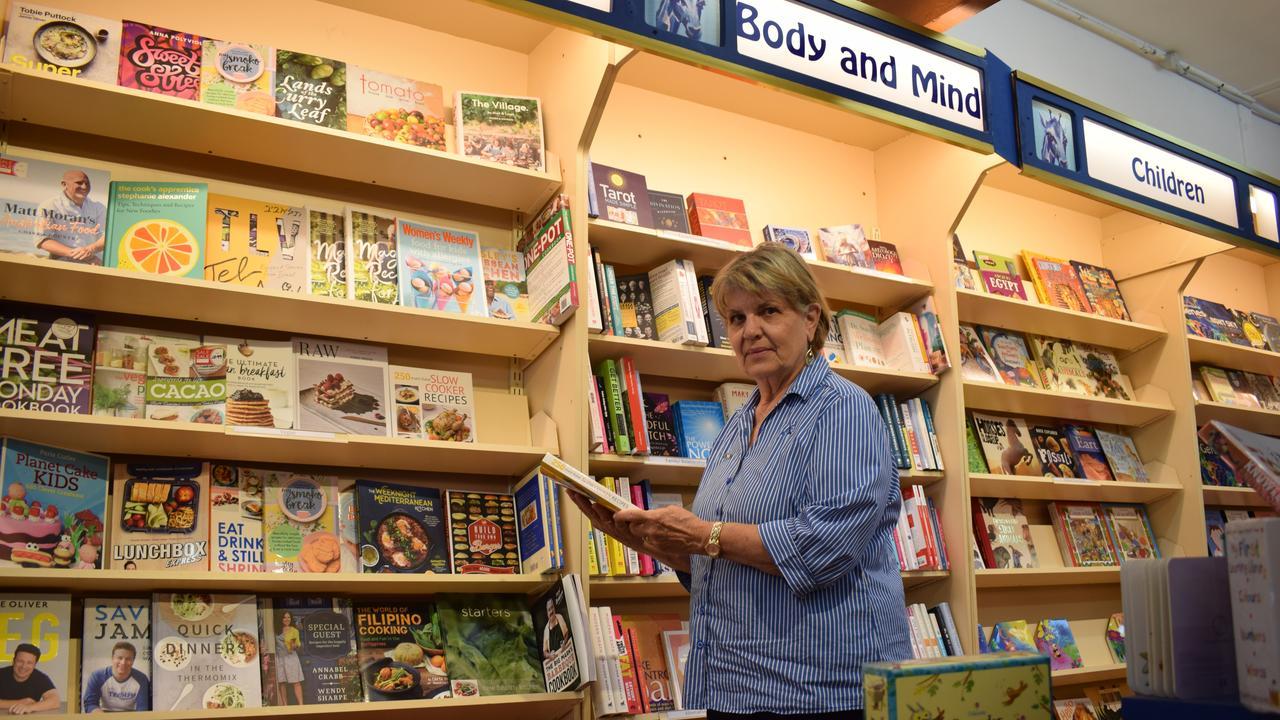 Twiga Books owner Lorraine Broadley.