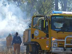 Southern Downs fireys prepare for season ahead