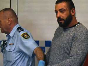 Murder accused Barbaro fronts court after dramatic arrest
