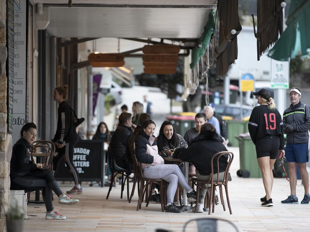 NSW will ease coronavirus restrictions from June 1, allowing up to 50 patrons in pubs, restaurants and cafe.
