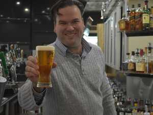 Kegs fired up for first diners since March