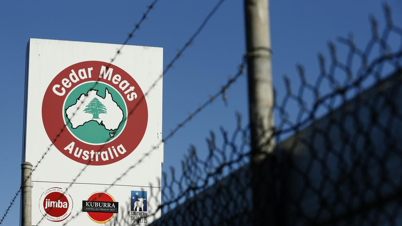 The Victorian abattoir at the centre of the state's biggest COVID-19 outbreak just keeps producing new cases despite reassurances it's under control.