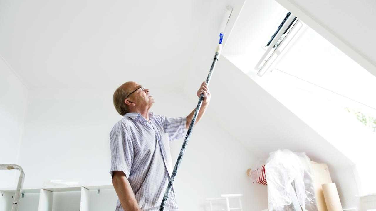 Anyone can do jobs like painting and gardening but electrical work requires a professional.