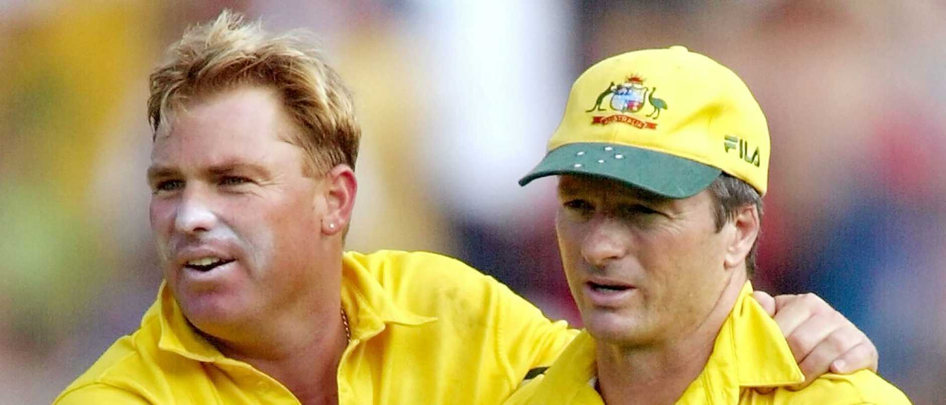 A one-hour montage of Steve Waugh run outs has reignited a long-running feud between two of Australia's greatest cricketers.