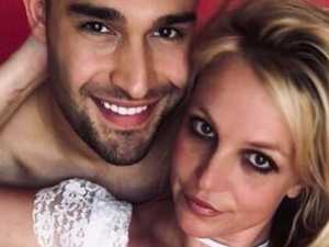 Britney's shock quarantine body revealed