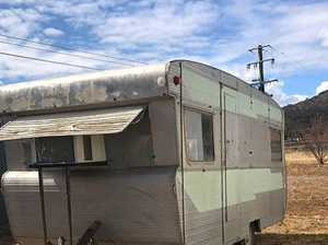 Mum's mind-blowing $5k caravan reno