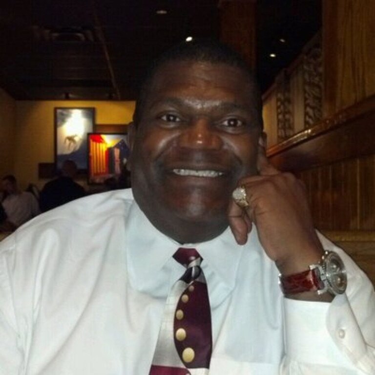 Pastor Ronnie Hampton died of COVID-19 after telling his followers it was an excuse for the government to create a police state and implant microchips in the population. Picture: Twitter