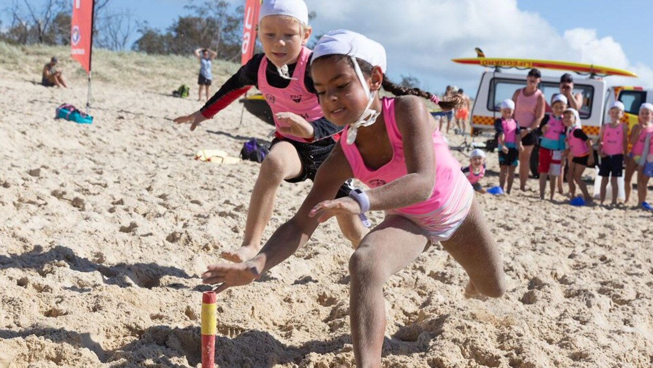 Peregian Nippers are a healthy and safe way to enjoy the beach.