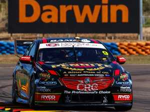 Darwin Supercars gets green light to go ahead