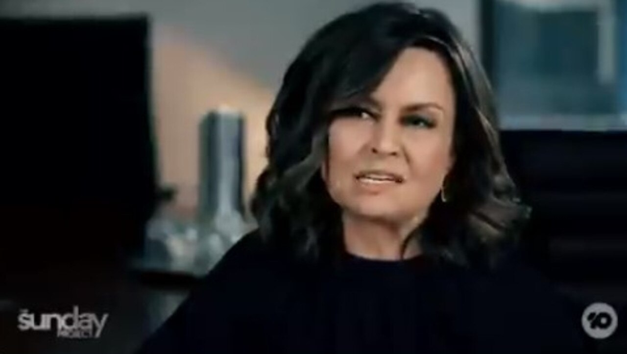 Lisa Wilkinson quizzed the NSW Premier on the Sunday Project