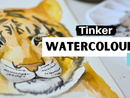 Learn how to draw any animal of your choice from a photo, then watercolour using our favourite tips and tricks.