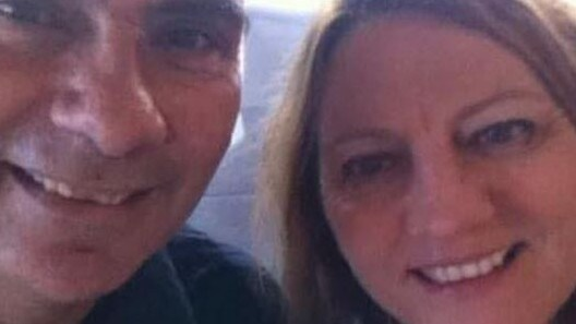 Frank and Loris Puglia were found dead in a bed and breakfast north of Brisbane. Picture: 9 News