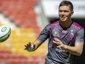 Bowen's rugby prodigy cut from Reds team