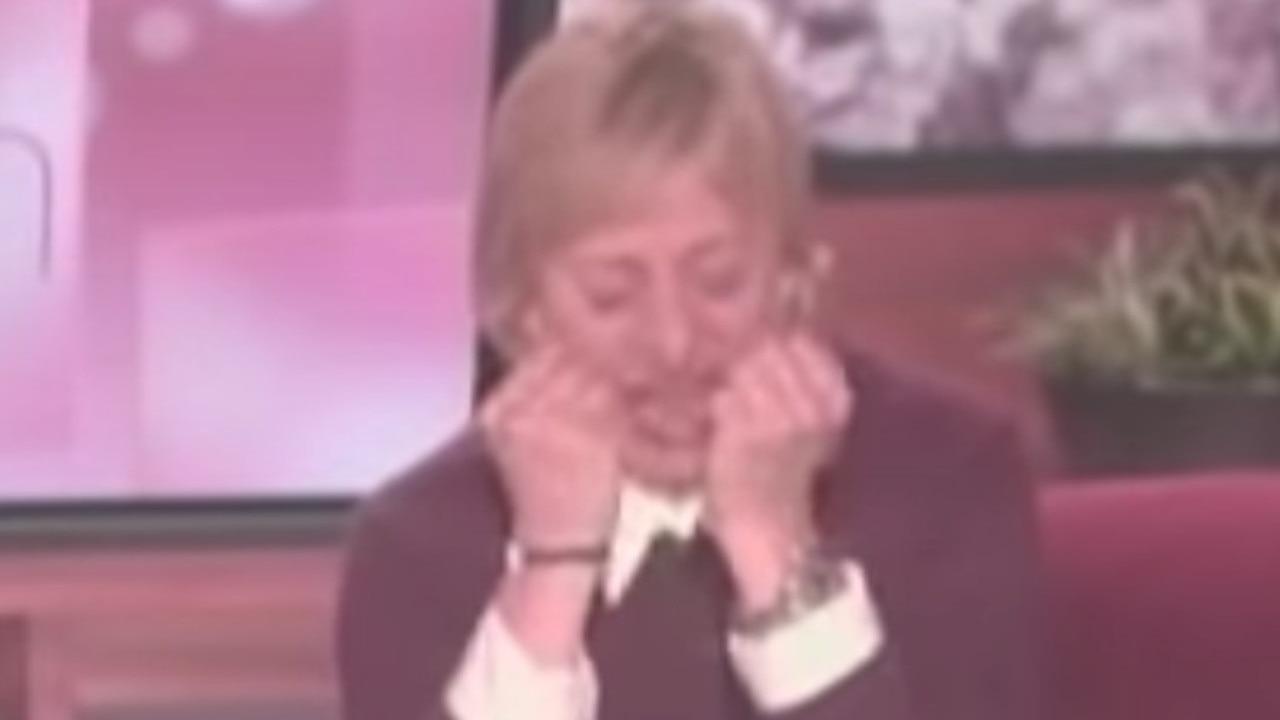 Ellen's 2007 on camera breakdown.