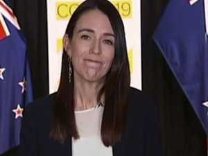 Ardern stunned by 'disrespectful' question