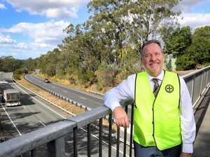 $10M upgrade for highway, update on Mt Crosby interchange